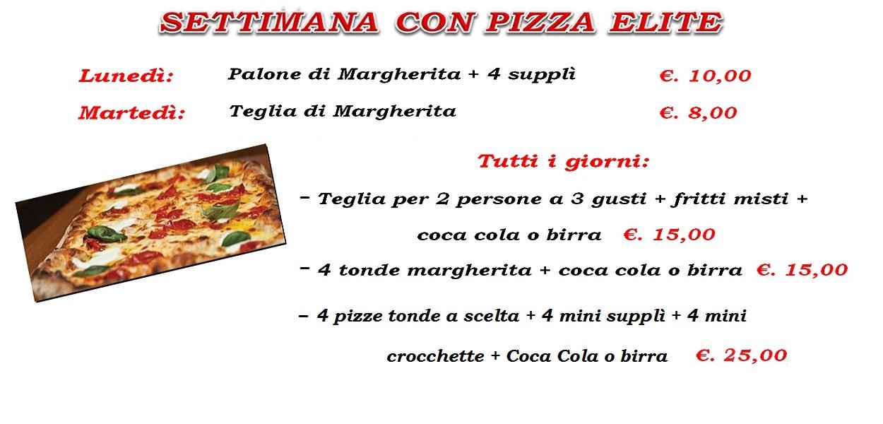 Pizza Elite Roma
